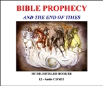 BIBLE PROPHECY AND THE END TIMES - 12 Audio CDs